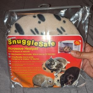 Snuggle Safe Microwave Heat Pad for Animals